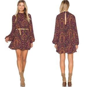 Show Me Your Mumu Junebug Mini Dress